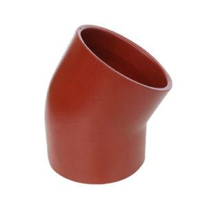 Отвод из чугуна SML 15* DN 50мм, RSP 5015 (шт.)