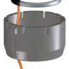 HL156 Комплект для обогрева ,включающий теплоизоляцию (шт.)