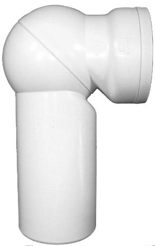 HL210 Відведення з поворотнім шарніром для унітазів (шт.)