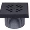HL39G Насадка DN110мм/литые подрамники 150х150мм/137х137мм чугун (шт.)