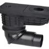 HL600NG Трап DN 110 уличный для приема воды, с поворотным шарниром (шт.)