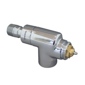Вентиль термостат. Осевой хром.Серия Е Oventrop, 1163252 (шт.)