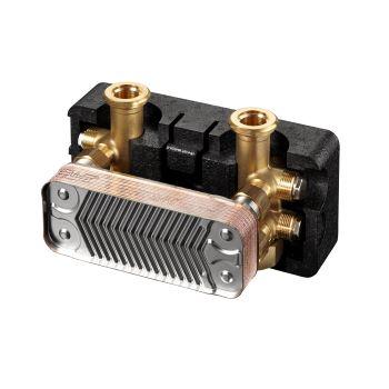 """Теплообменник """"Regumat"""", 30 пластин до 28 кВт, Oventrop 1351696 (шт.)"""