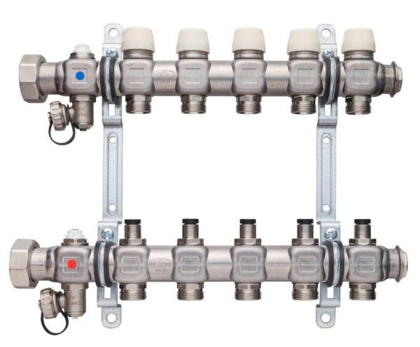 Коллектор x-net FX- 5,нерж. SFV05000000 (шт.)
