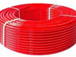 Труба 16*2.0 PEX-a с кислородным барьером EVOHPAB162024 RED (м.)
