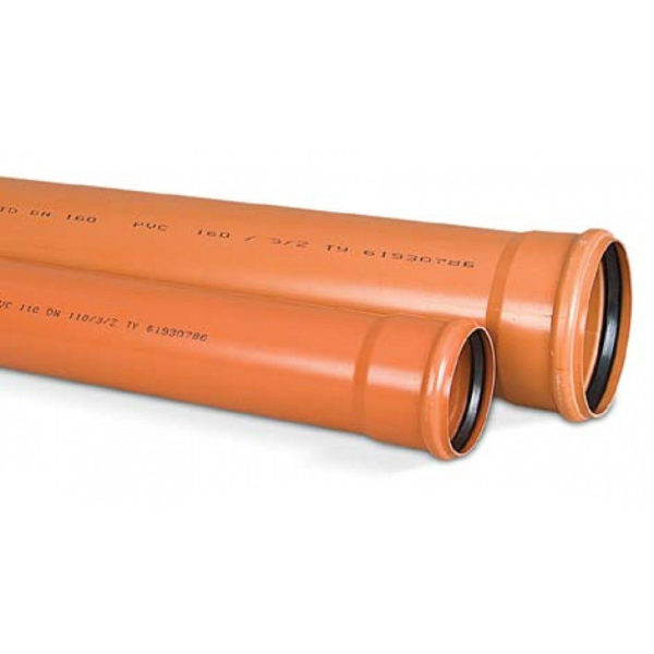 Труба канализационная DN200х4,9 3000мм 223030 (шт.)