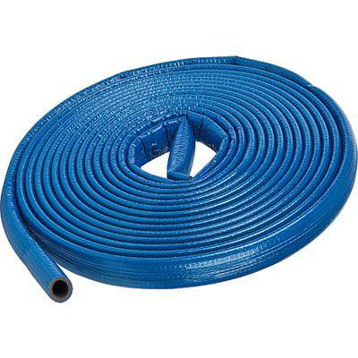 Теплоизоляция для труб EcoLine R C-18/6 (10 м, blue)